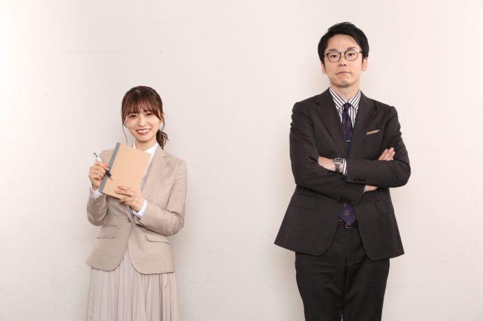 「TIF2021」チェアマン・長濱ねるが濱家隆一(かまいたち)とイベント直前に番組を放送