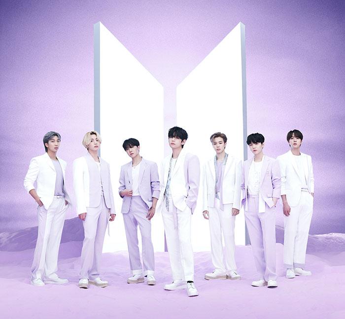 BTS、日本オリジナル曲「Stay Gold」MVが2億再生突破