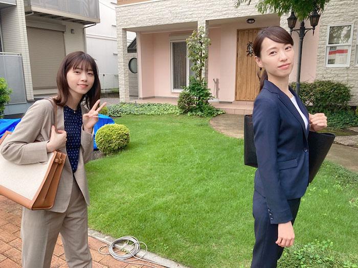 戸田恵梨香・西野七瀬、オフショット多数公開にファン歓喜