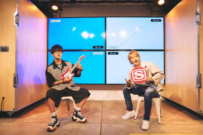手越祐也の音楽レギュラー番組「スペプラ手越 ~Music Connect~」第3回目のゲストは田邊駿一(BLUE ENCOUNT)