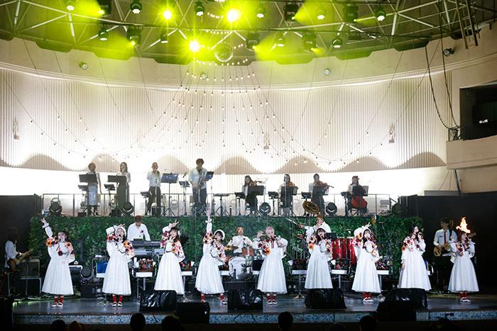 私立恵比寿中学、新メンバー加入後初のワンマンライブ初日公演を無事完走