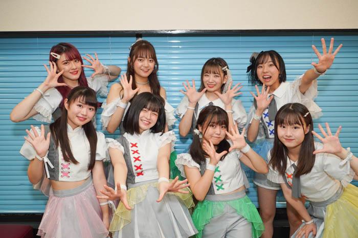 【ライブレポート】アップアップガールズ(2)、11月にZepp Tokyoでワンマンライブ開催を発表