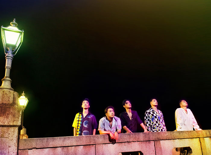 DOBERMAN INFINITY、約1年半ぶりに開催した全国ツアー東京公演をWOWOWで放送