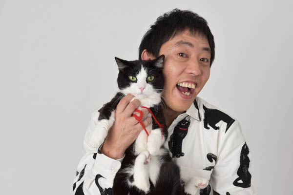 えなこ、猫の魅力を伝える『猫特化型バラエティ』がスタート
