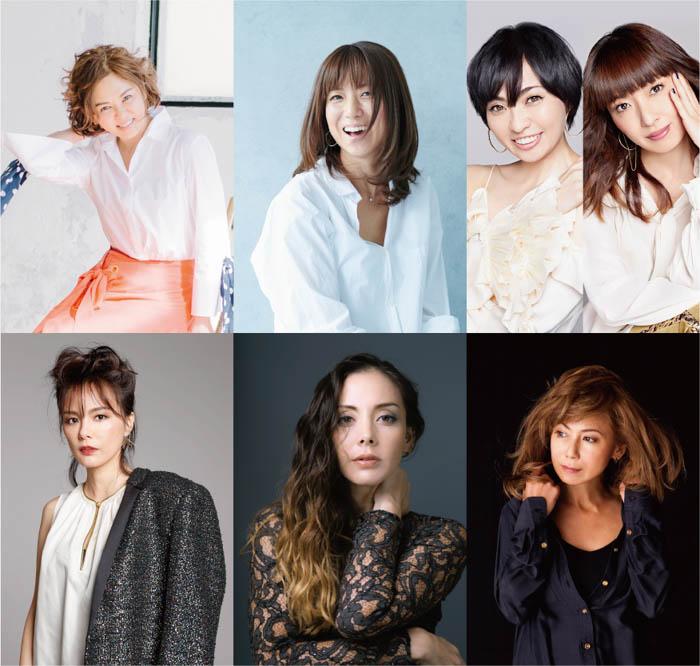 中村あゆみが発案 相川七瀬、hitomi、土屋アンナら出演の『ママホリ2021』開催決定