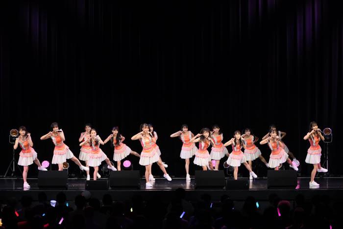 ハロプロ研修生が9月発表会を開催 吉田姫杷&川嶋美楓が初ステージ