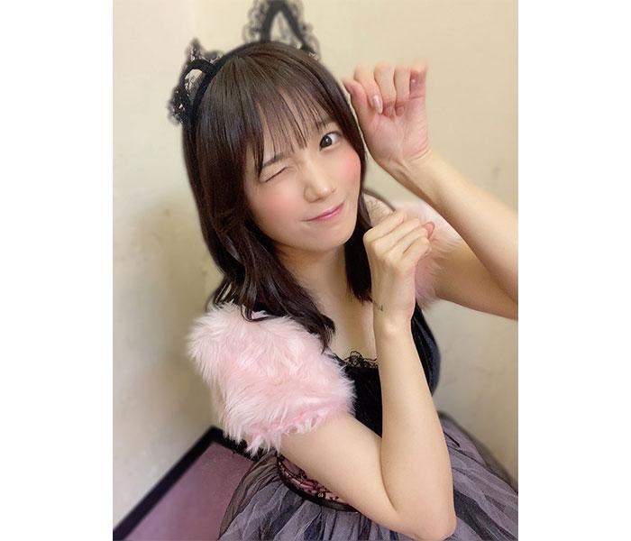elsy 橋本せいなの猫コスプレで癒しをお届け「可愛いすぎて優勝!!」