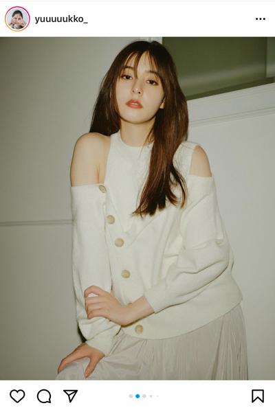 新木優子、秋スタイルのクールビューティーなファッションに反響ぞくぞく!「美しいしか言葉が出ません」