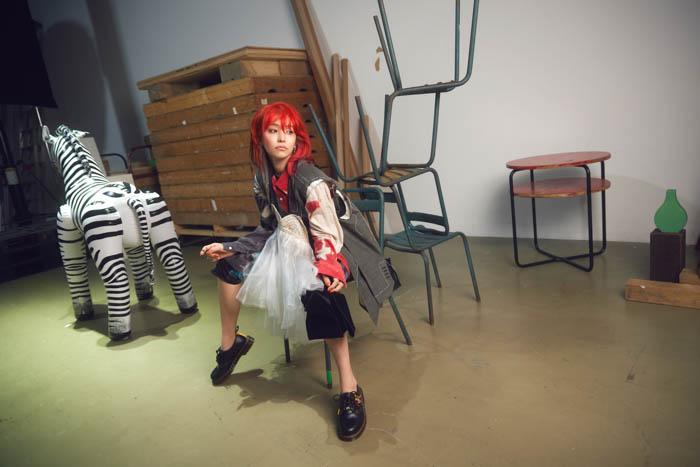 LiSA、新曲『HADASHi NO STEP』の詳細情報を公開! カップリングはUNISON SQUARE GARDEN・田淵智也が担当