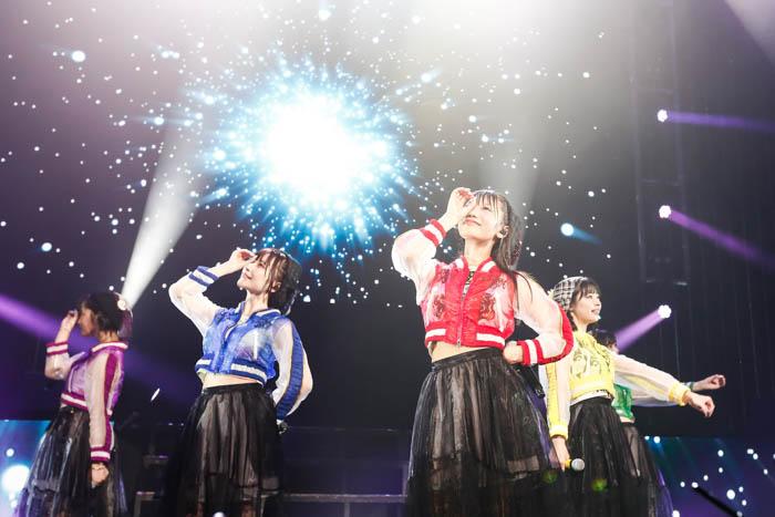 【ライブレポート】まねきケチャ、6周年記念の有観客ワンマンライブ開催