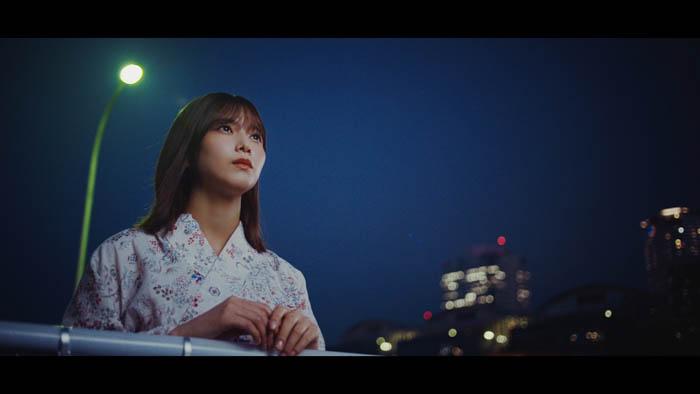 櫻坂46、3rdシングル収録の渡邉理佐センター曲『無言の宇宙』MVが公開