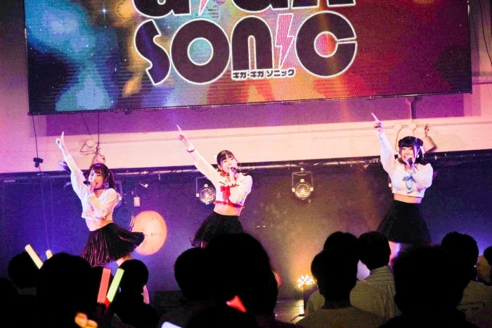 ヒップバーン、迫力のダンスや歌唱でステージを席巻<GIGA・GIGA SONIC Powered by TSC>