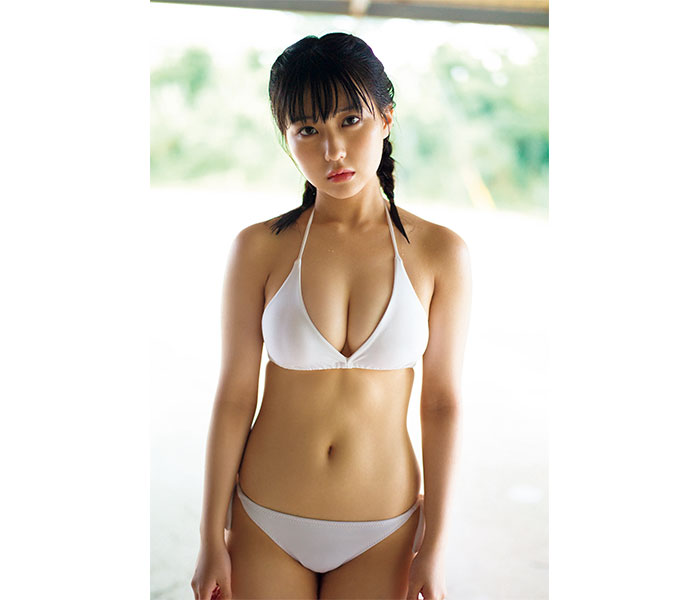 HKT48 田中美久、重版も決定している写真集がオリコン1位に