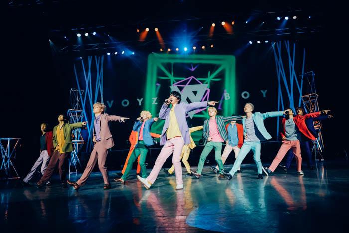 VOYZ BOY、 舞浜アンフィシアターで涙の感激ライブ 2ndシングルもリリース決定