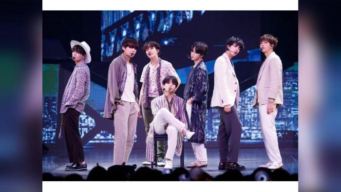 BTSのヒット曲を「GYAO! MUSIC LIVE」にて期間限定配信