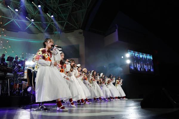 エビ中、「ちゅうおん2021」ライブCDリリース、年末恒例のライブ「大学芸会」の開催発表!