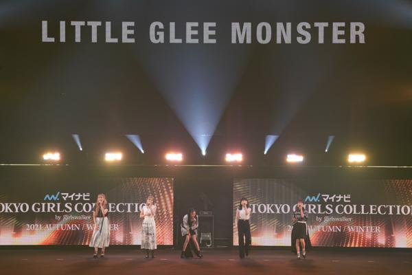 Little Glee MonsterがTGCに初登場!<第33回 マイナビ 東京ガールズコレクション 2021 AUTUMN/WINTER>