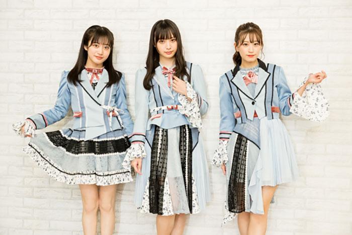 NMB48、結成11周年を迎え新制服&新壁写真を発表!梅山恋和「スカートがちょっと長めで大人っぽい」