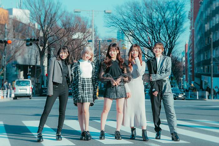Five emotion、CM初出演&楽曲タイアップが決定