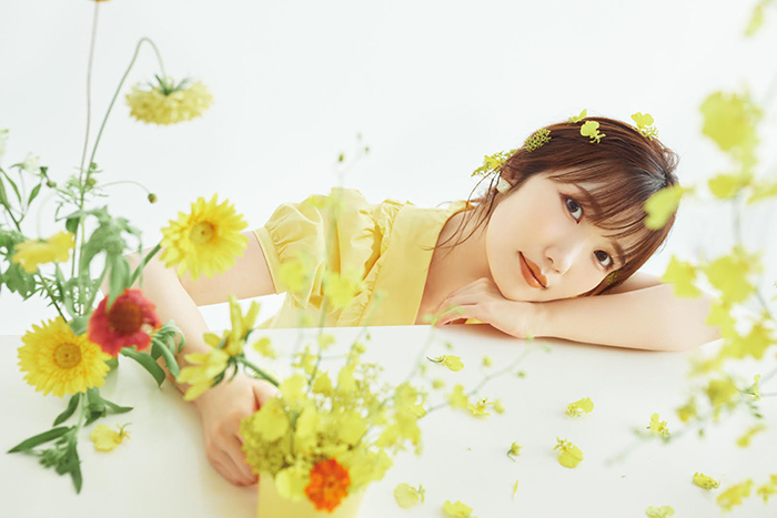 内田彩、「Canary Yellow」発売決定!来年1月にワンマンライブ開催