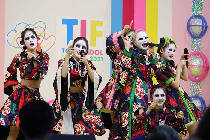 私立恵比寿中学、TOKYO IDOL FESTIVAL 2021 DAY2に出演
