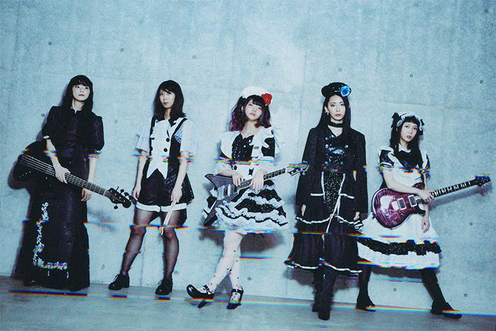 BAND-MAID、初の冠レギュラー・ラジオ番組がニッポン放送で放送開始