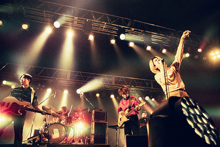 OKAMOTO'S、アルバムを引っ提げた全国ツアーがスタート
