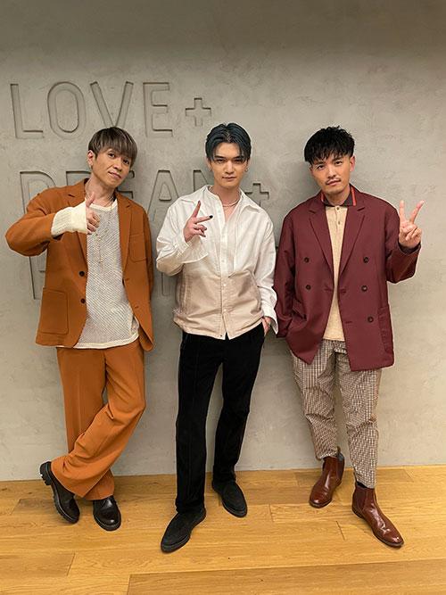 【動画第2弾】DEEP SQUAD・TAKA、杉山亮司、KEISEIが新曲『変わりゆくもの変わらないもの』発売で思いを語る!