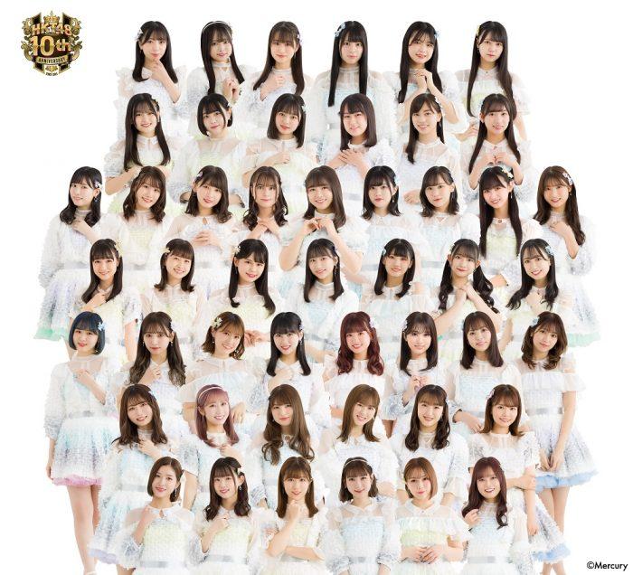 HKT48、4年ぶりとなる2ndアルバムリリース決定