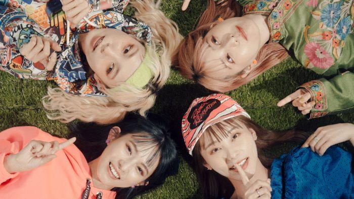 SCANDAL、新曲「one more time」のMVプレミア公開が決定