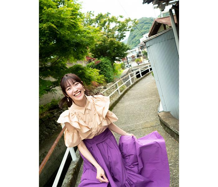 前島亜美、デビュー10周年を記念した写真集が11月発売決定
