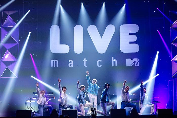 BE:FIRST、先行配信曲「Kick Start」配信スタート!MTV LIVE MATCHにて初披露
