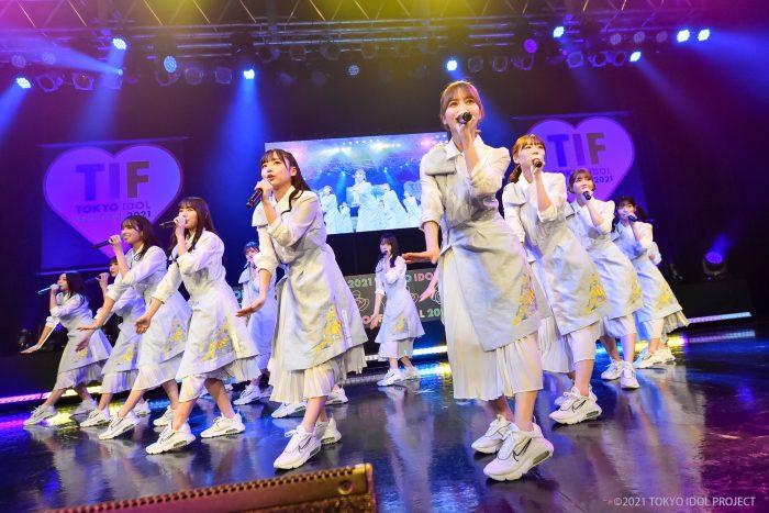 日向坂46、新曲『ってか』を携え「TIF2021」に出演! 加藤史帆「TIFしか勝たん」