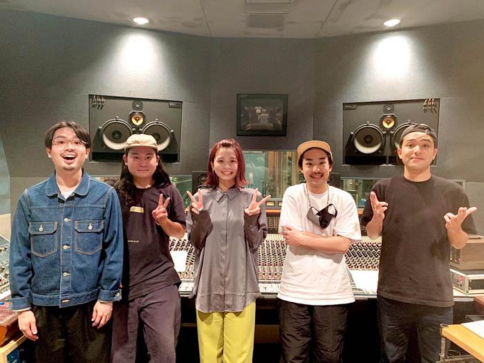 足立佳奈、オリジナルアルバム「あなたがいて」にハマ・オカモトらが参加