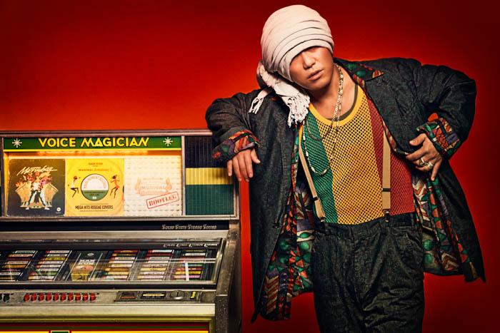 HAN-KUN、レゲエアレンジのカバーアルバム第2弾から「I LOVE...」のティザー映像解禁