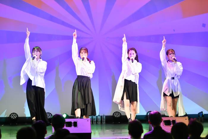 女性ボーカルグループ・et-アンド-、2度目のワンマンライブで見せた成長とそれぞれの目標