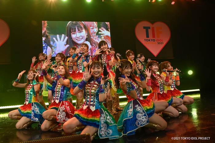 【ライブレポート】SKE48が「TIF2021」に登場! 2年ぶりの現地ステージで熱量パフォーマンス
