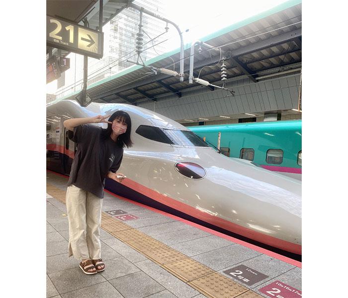 NGT48 佐藤海里、引退する「Max」へ感謝のメッセージ「本当にたくさんお世話になりました」