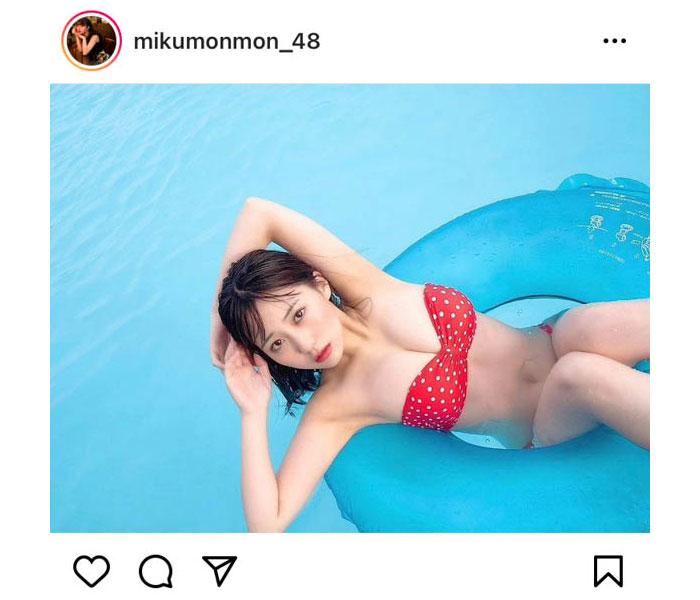 HKT48 田中美久、1st写真集が3万9000部(ミク)突破!「夢みたいです」