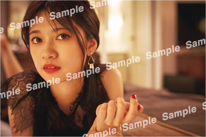 乃木坂46 寺田蘭世、あどけなさや大人の表情にどきっとする写真集封入ポストカード絵柄が公開